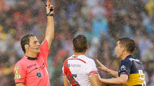 Mauro Vigliano arbitrará el Superclásico y dirigirá su segundo Boca - River