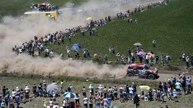 Orly le da un lugar histórico a los argentinos en el Dakar.