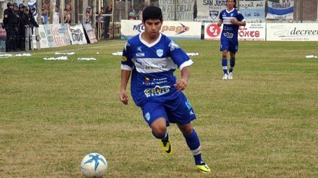 Nicolás Musico reemplazaría a Sosa en el único cambio táctico del Lobo.