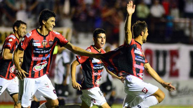 Marcos Minetti se mostró con confianza para revertir el resultado.