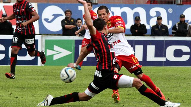 Archivo. Boca Unidos 0 Patronato 0 en el presente certamen.