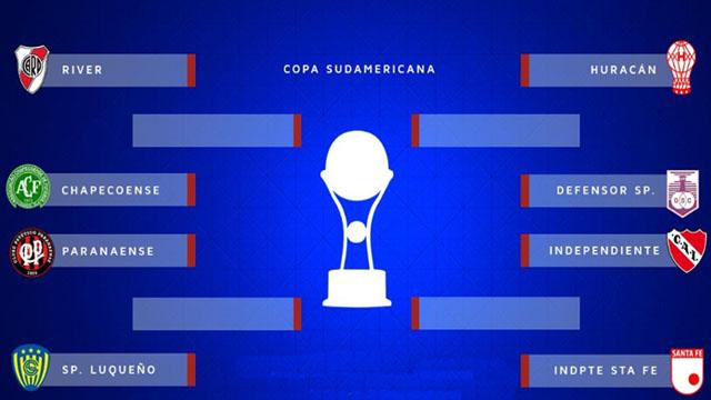 River, Independiente y Huracán ya tiene día y horario para sus compromisos.