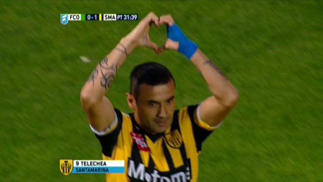 Fútbol Para Todos.