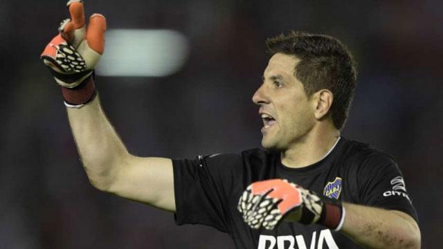 Agustín Orion fue crítico con el equipo después de la derrota ante San Lorenzo.