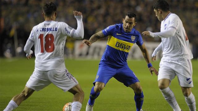 Boca logró el empate y en los penales se llevó la victoria.