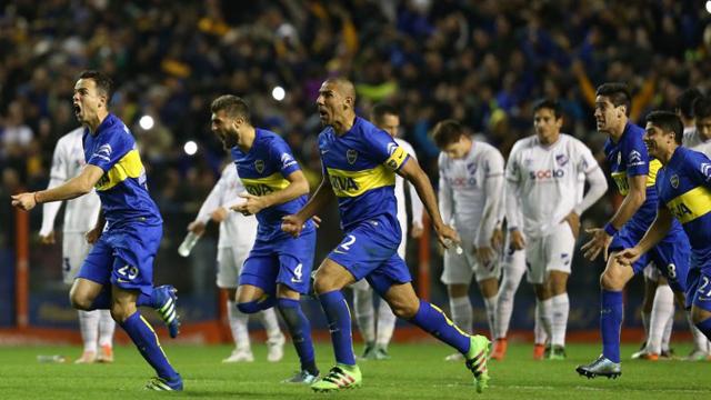 Boca está entre los cuatro mejores equipos de la Libertadores.