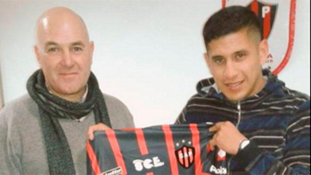 Damián Arce firmó y es el nuevo refuerzo.