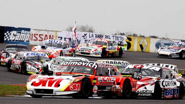 El TC se presenta en Rafaela, donde se correrá la Carrera del Millón.