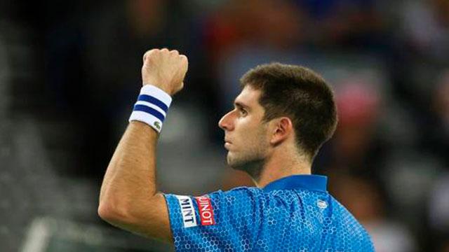 """""""Se me caen las lágrimas cada vez que veo cómo ganamos la Copa Davis""""."""