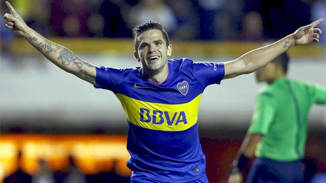 La emotiva despedida de Boca a Fernando Gago.