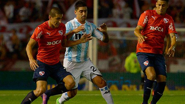Racing e Independiente juegan por el torneo de verano.