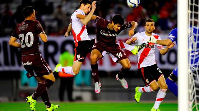 River y Lanús definen el campeón de la Supercopa Argentina.
