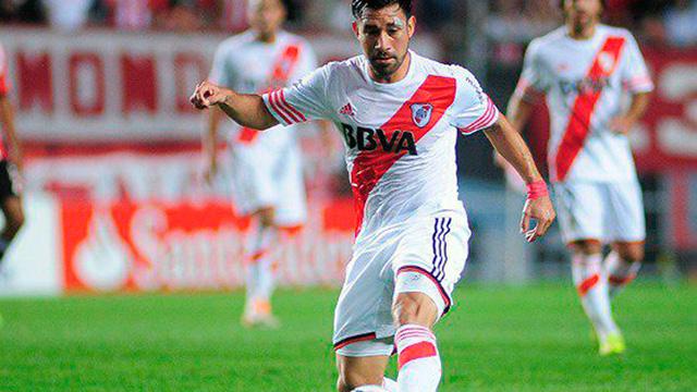 River: Ariel Rojas se lesionó y será baja ante Unión