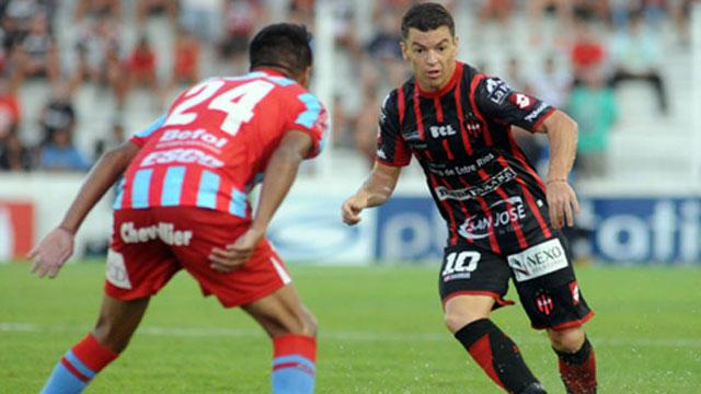 El volante seguira su carrera en Sarmiento de Junín.