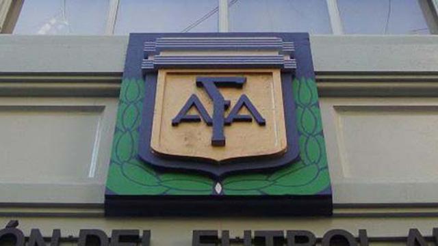 """AFA considera un """"error involuntario"""" y pide disculpas."""