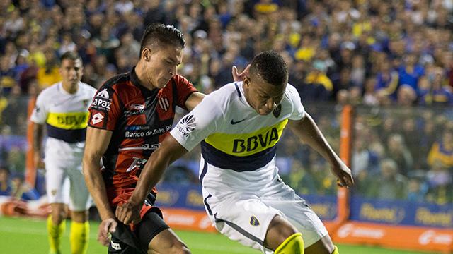 Patronato debuta en San Juan y en la sexta recibe a Boca.