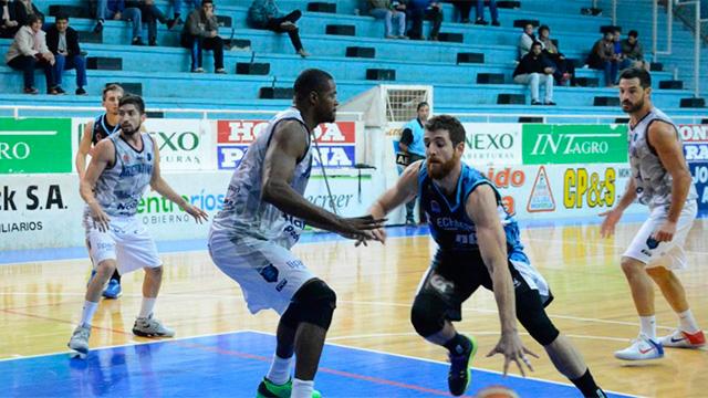 Echagüe estuvo cerca, pero cayó con Argentino de Junín.