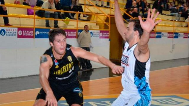 Echagüe cerró la fase regular con una derrota en Sunchales.