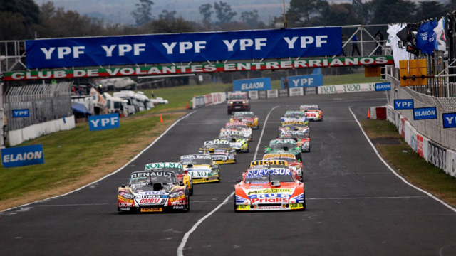 Se viene un gran fin de semana de automovilismo en Paraná.