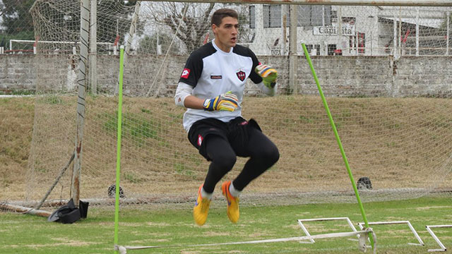 Federico Costa se sumó al plantel. (Foto: Prensa Patronato)