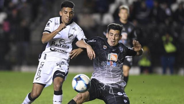 El Ferroviario se despidió de la B Nacional luego de tres temporadas.
