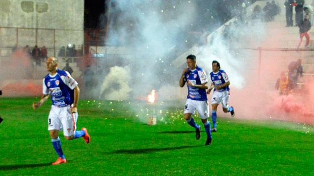 El Rojiblanco se fue de la Primera B Nacional. (Foto: El Diario)