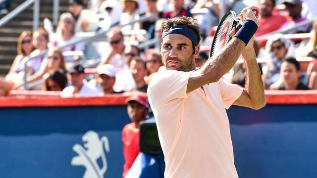 Federer se metió en la definición del Masters de Canadá.
