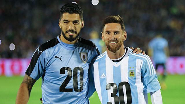 Suárez y Messi eran las caras del sueño. ¿Se cae?