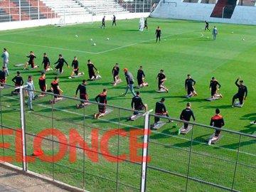 Patronato arranca la semana de trabajo pensando en el choque ante Independiente