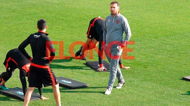 Patronato regresó a los entrenamientos y el sábado jugará un amistoso