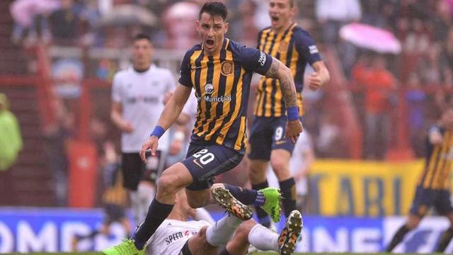 El entrerriano se pierde el clásico de Rosario.