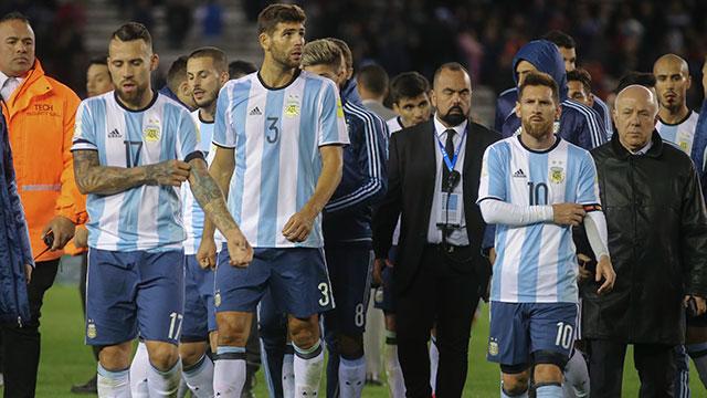La albiceleste fue desplazada del tercer puesto por la Selección de Portugal.