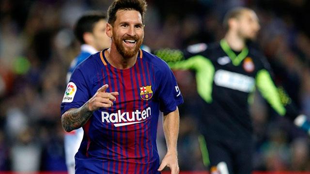 Messi fue tentado por el Rea Madrid en el 2013.