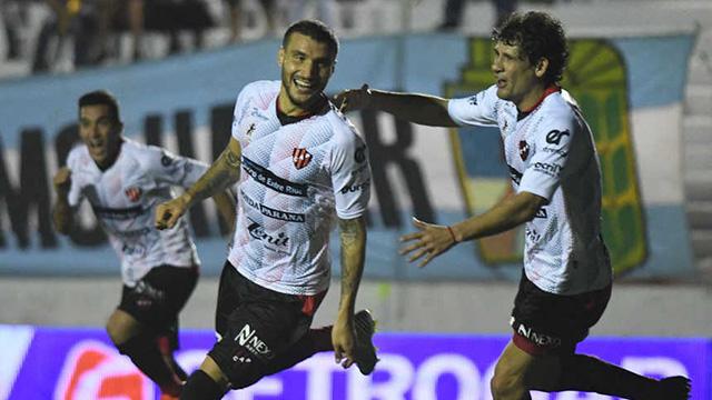 Sebastián Ribas, el nuevo goleador de la Superliga: