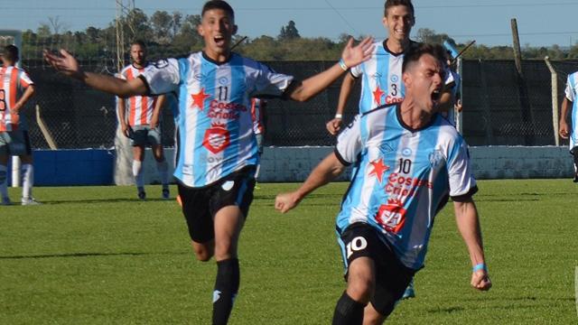 Belgrano peleará la clasificación con Libertad de Concordia.