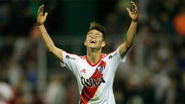 Gallardo incluyó al entrerriano Marcel Picazzo en la lista de la Libertadores