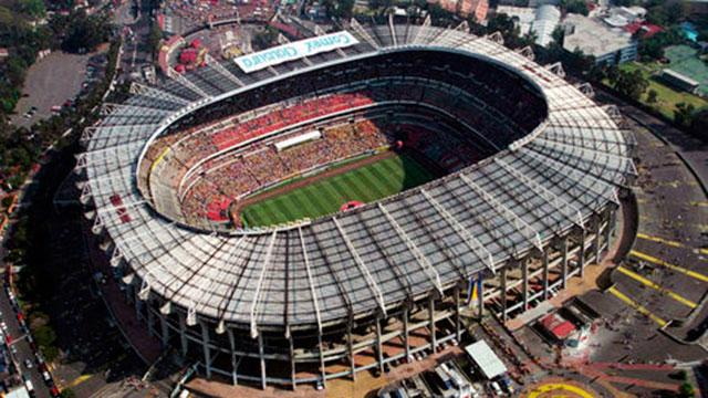 México: el video del estadio Azteca que se viralizó en medio del terremoto