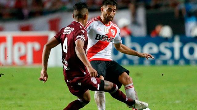 River-Lanús: cuándo se juegan las semifinales y quien define de local