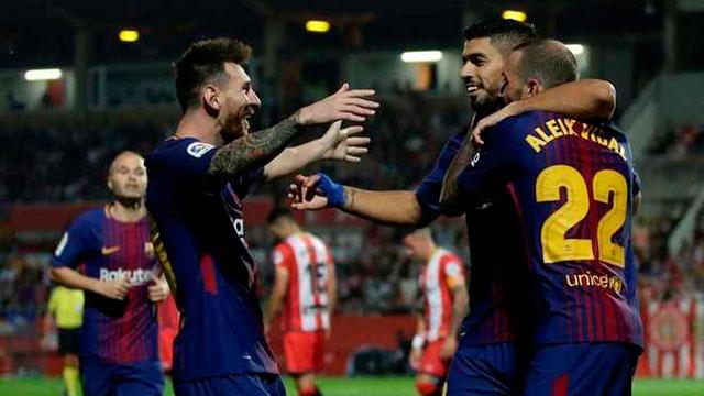 Barcelona volvió a ganar y sigue con puntaje perfecto en España