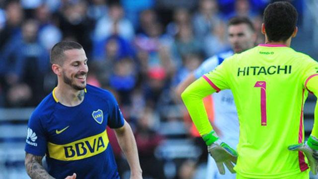 Boca le gana a Vélez y es el único líder de la Superliga
