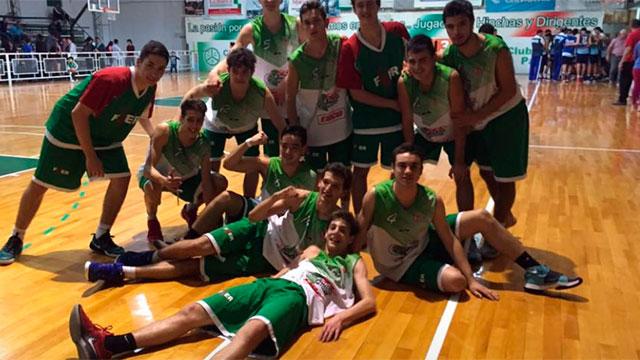 Entre Ríos ganó y está en semifinales. (Foto: Prensa Feber)