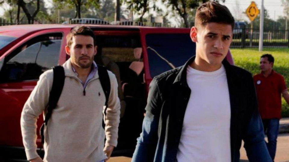 Lucas Martínez Quarta y Camilo Mayada declararon en la Conmebol