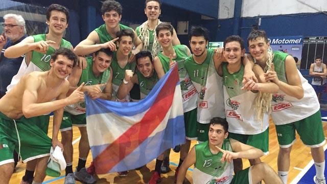 Entre Ríos se consagró campeón en el Campeonato Argentino U15.