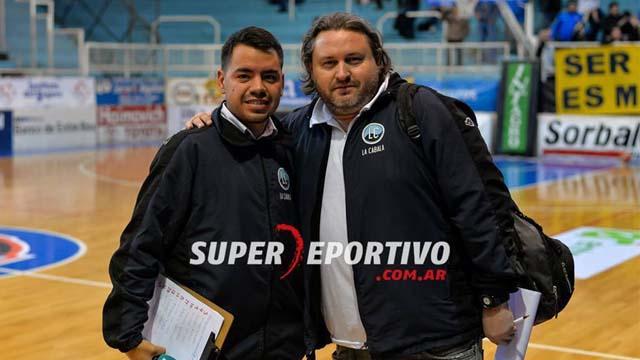 ARCHIVO: Gabriel Maidana y Conrado Berón (La Cábala-Radio UNER).