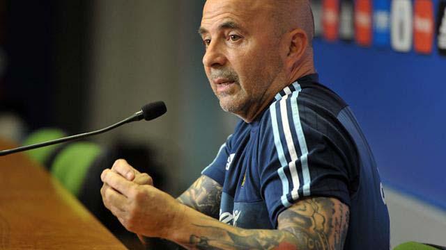 Jorge Sampaoli dio la lista de la Selección Argentina con dos caras nuevas