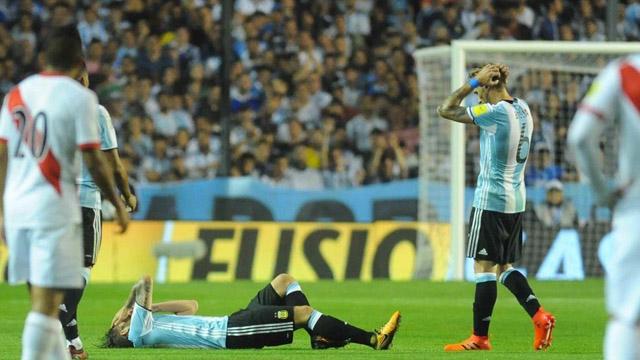 """""""Creo que me dan los tiempos para llegar al Mundial"""", dijo Gago."""