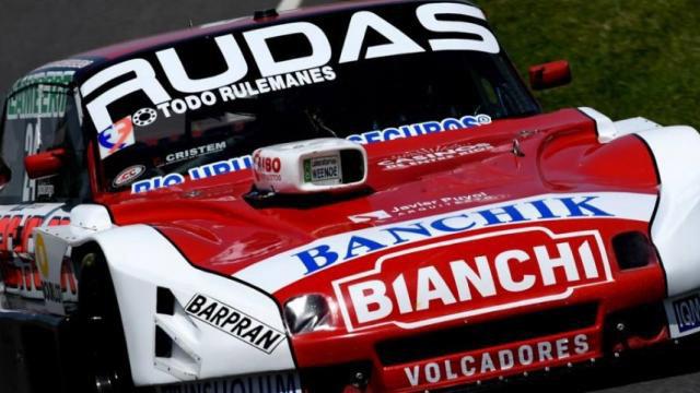Nico confirmó su liderazgo en los ensayos del Turismo Carretera en Rafaela.