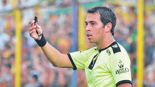 Tello controlará el histórico duelo del Patrón ante Boca en el Grella.
