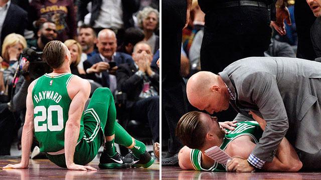 Escalofriante lesión en el inicio de temporada de la NBA