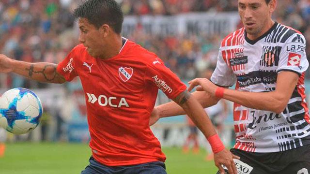 Superliga: Con cambio de día para Independiente-Patronato, así se juega la séptima fecha